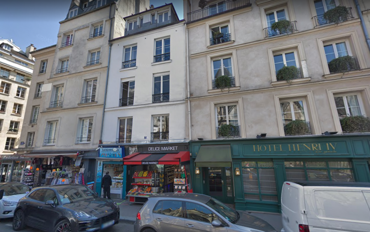 Vente Murs de boutique  - 30m² 75005 Paris